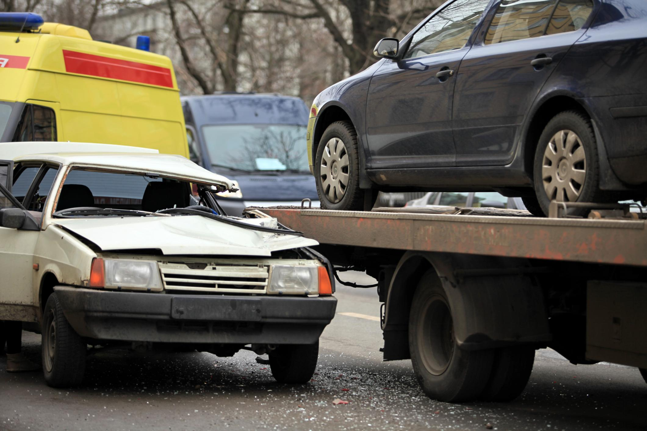 Flatbed Tow Truck Denver CO